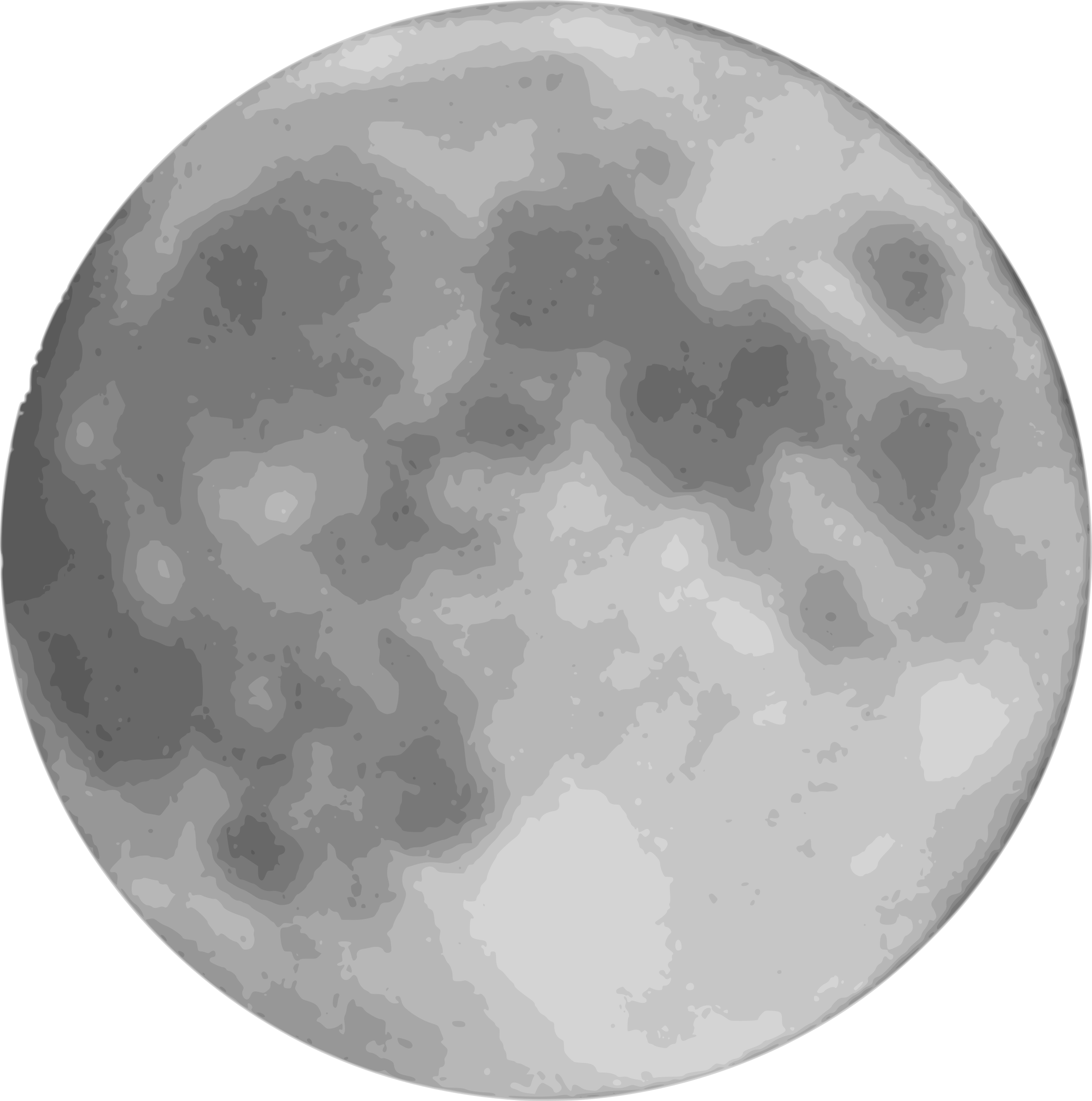 Full Moon PNG Black And White Transparent Full Moon Black And White.