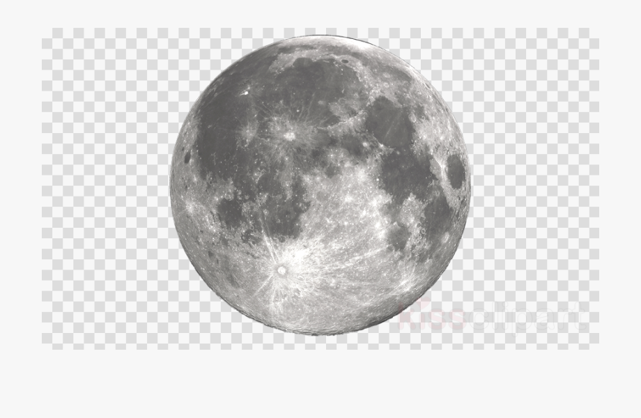 Full Moon Clipart Png.