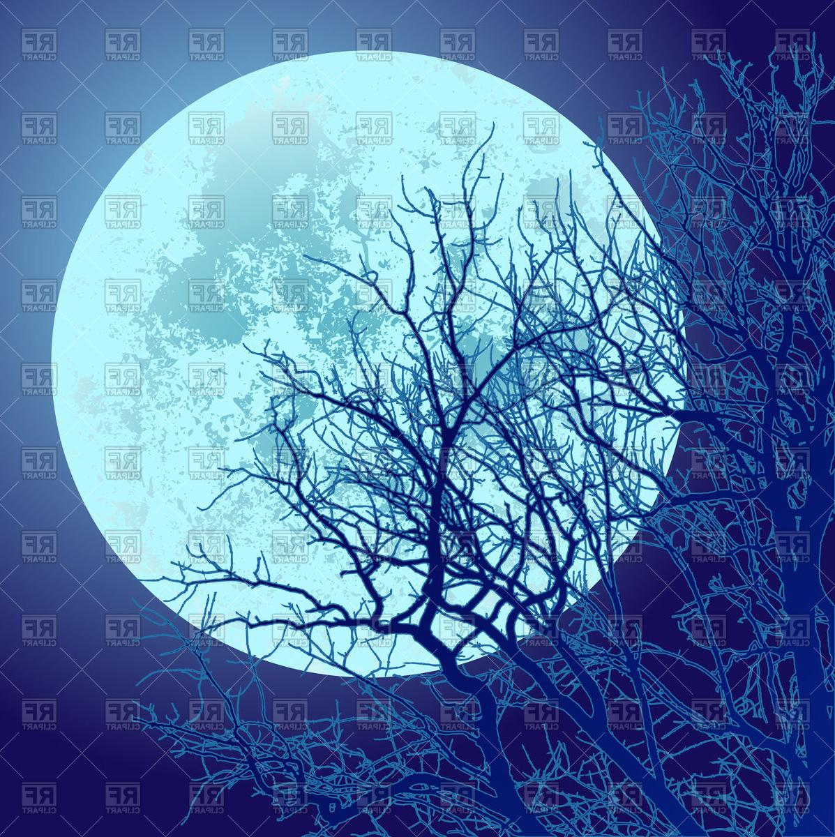 Best Full Moon Clip Art File Free » Free Vector Art, Images.