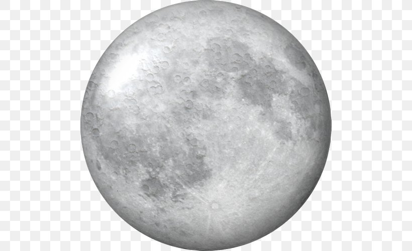 Full Moon Clip Art, PNG, 500x500px, Moon, Astronomical.