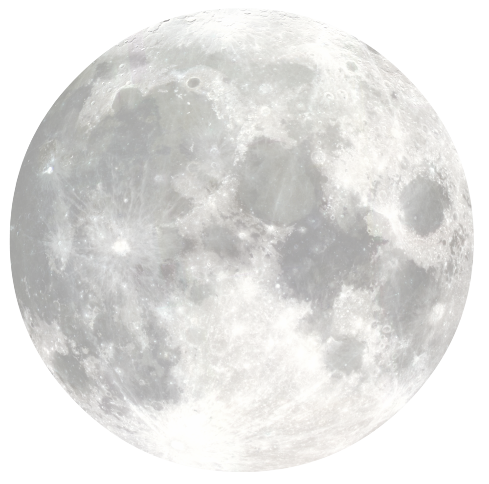 Full Moon PNG Transparent Image #1396.
