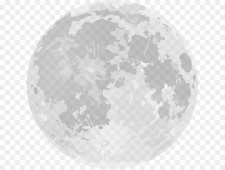 Full Moon clipart.