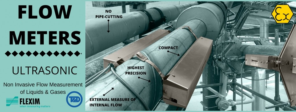 Flow Meters, Ultrasonic Meter, Hazardous Area Flowmeters Clamp.