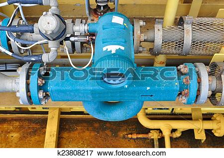 Picture of Flow meter for measure oil k23808217.
