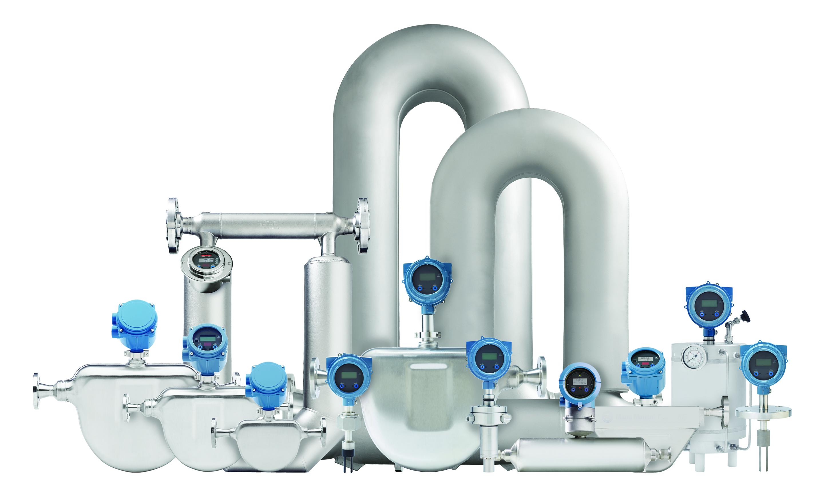Turbine Flow Meters.