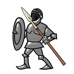 Full plate armor clipart, cliparts of Full plate armor free.