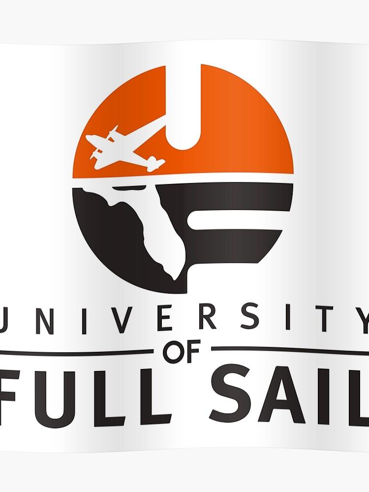 Full Sail UF Logo.