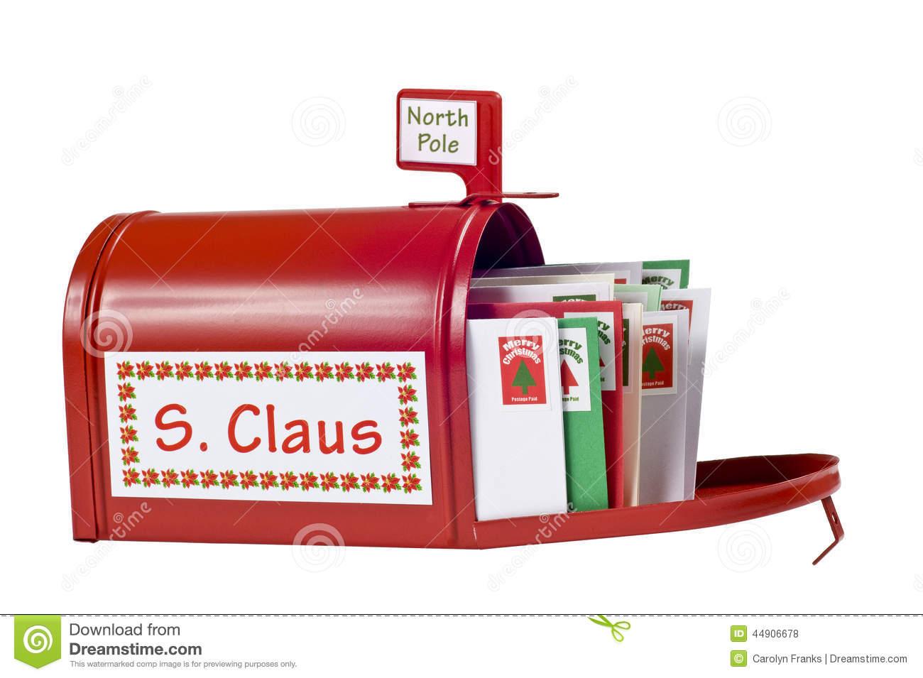 Full Mailbox Clipart.
