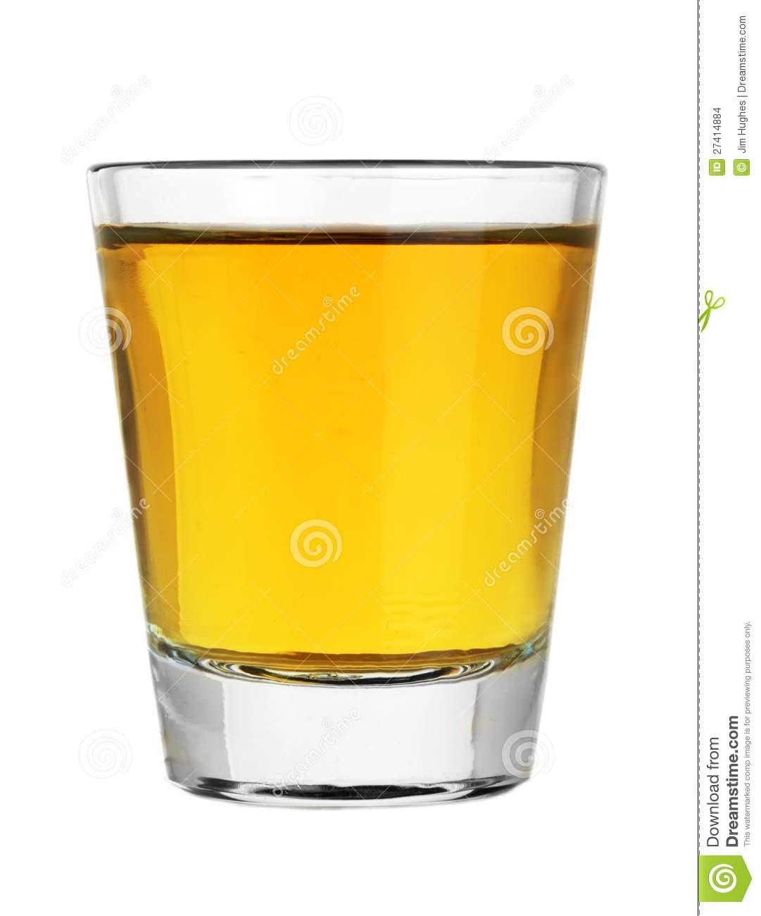 Whisky Shot Glass.