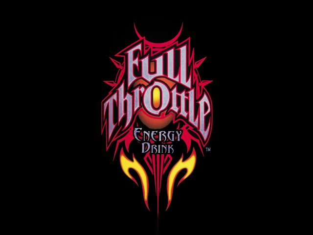 Full Throttle logo.