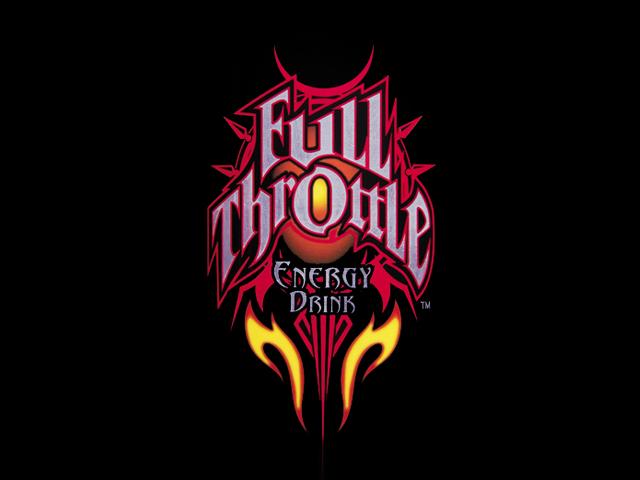 Full Throttle logo.