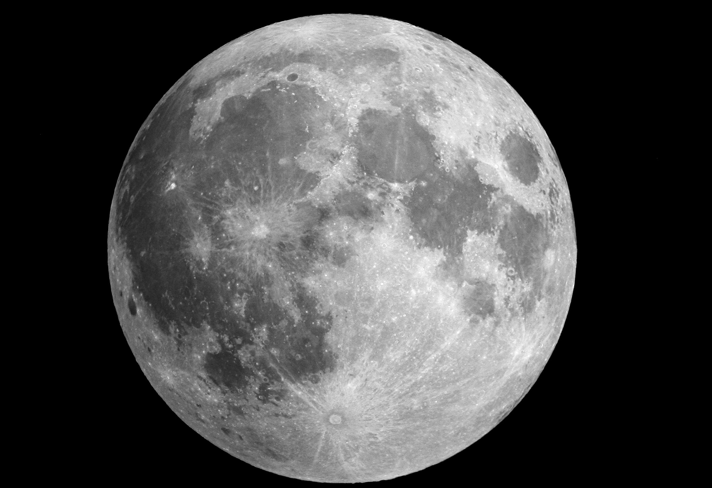 Full moon Lunar phase Clip art.