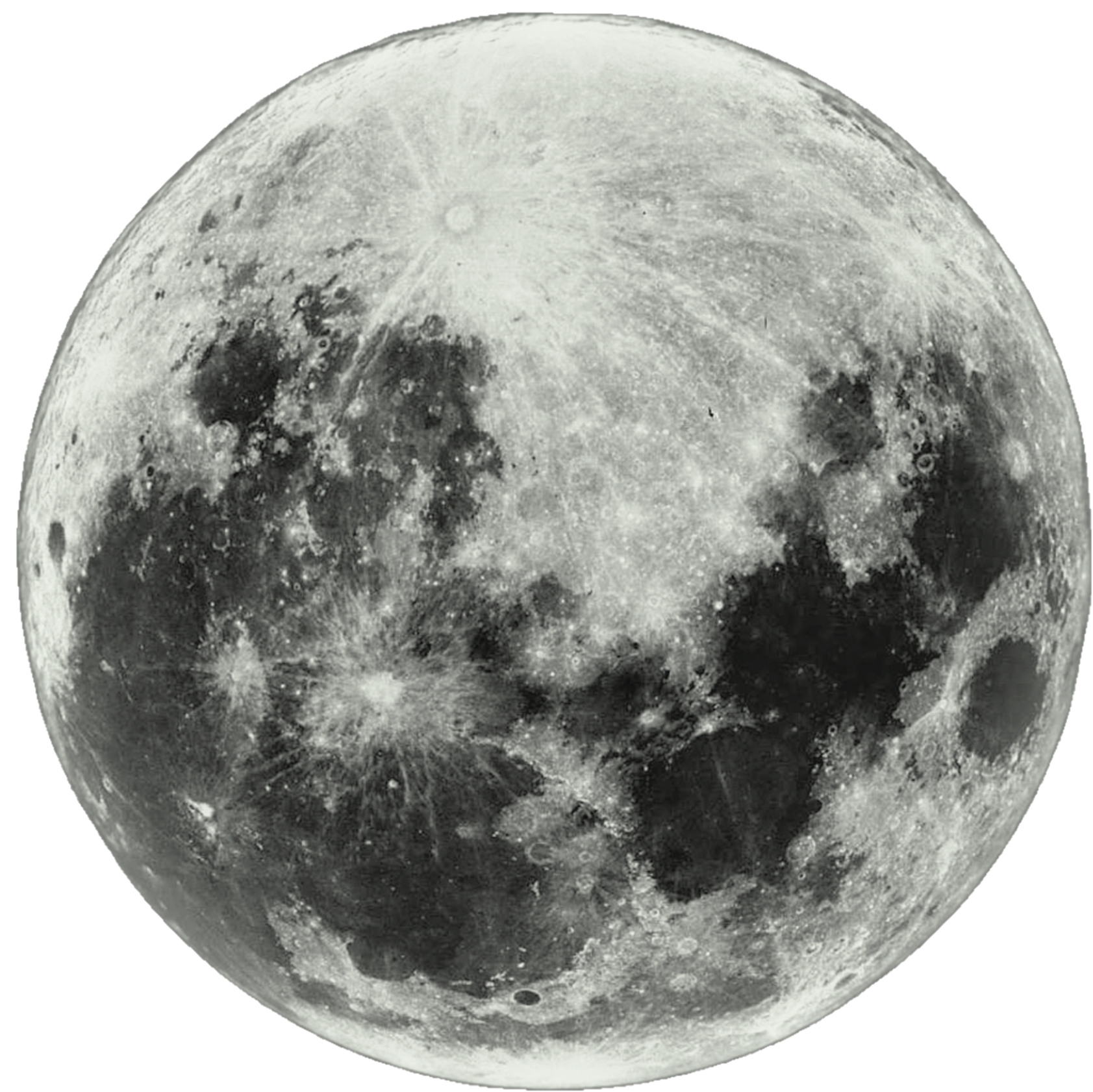 Free Full Moon Transparent Background, Download Free Clip.