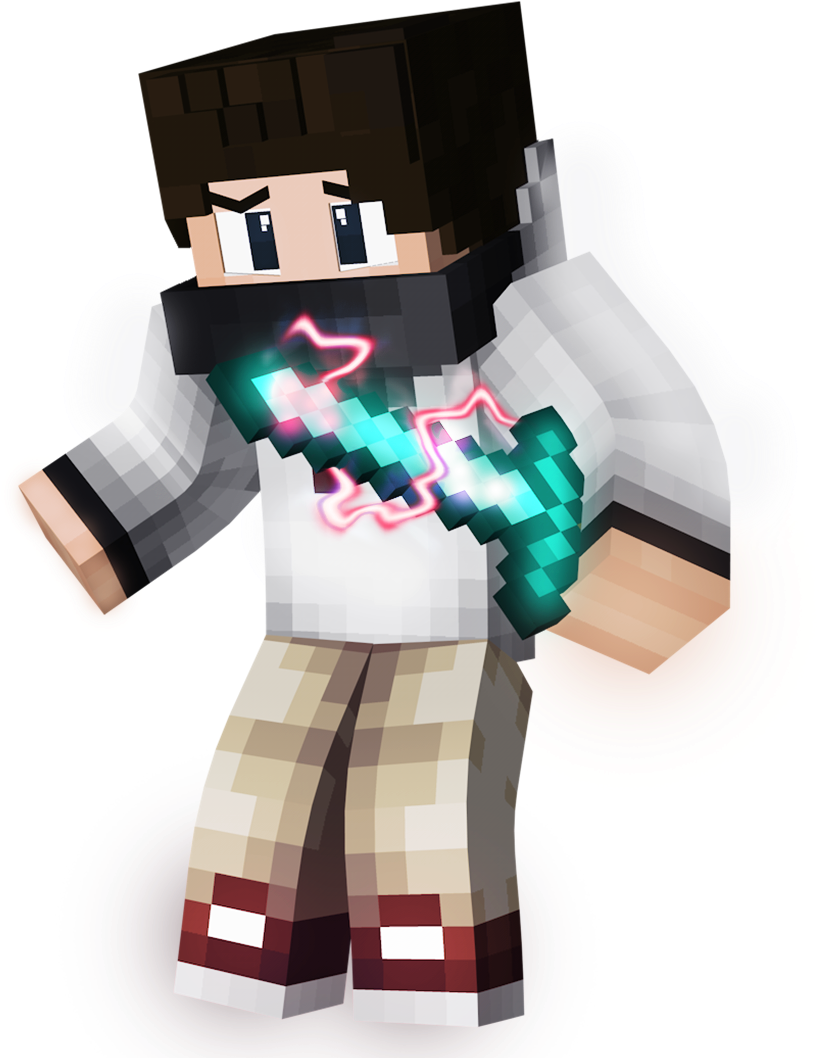 Minecraft Png Render.