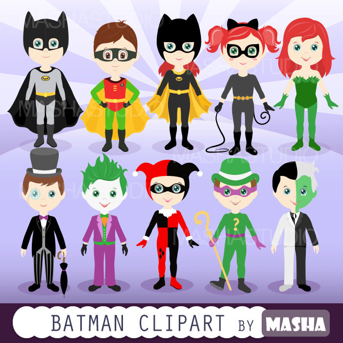 Full hd batman clipart.