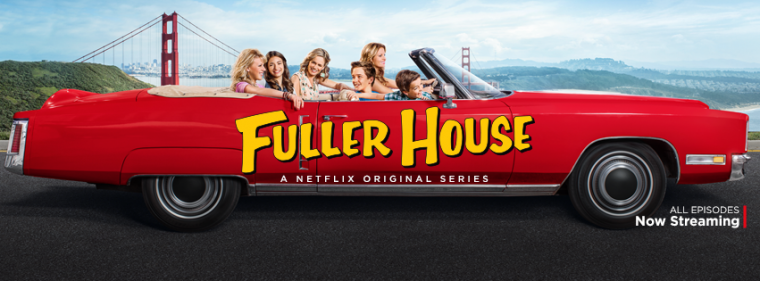 Fuller House Reviewed.