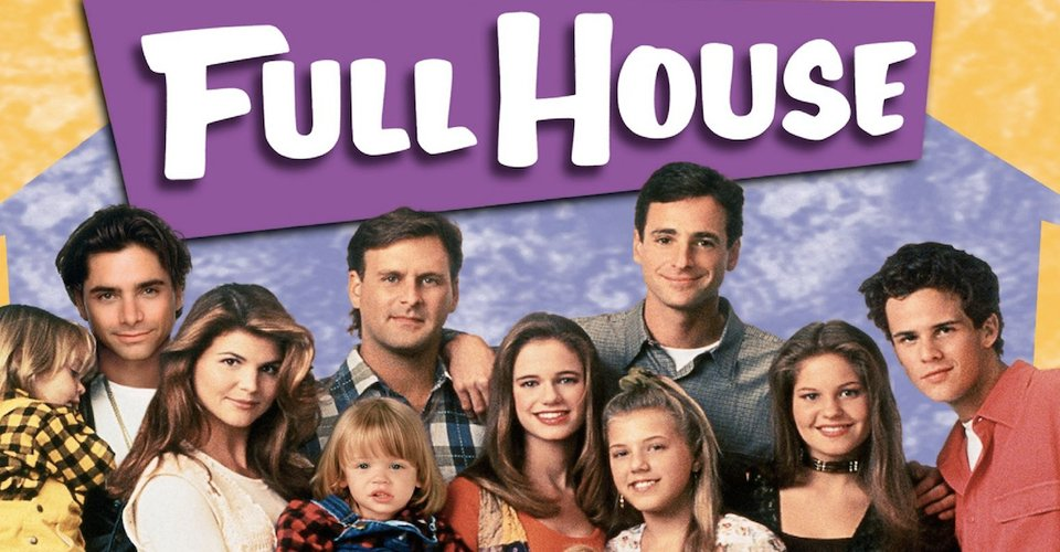 Fuller House TV Series Logo Revealed By Netflix.