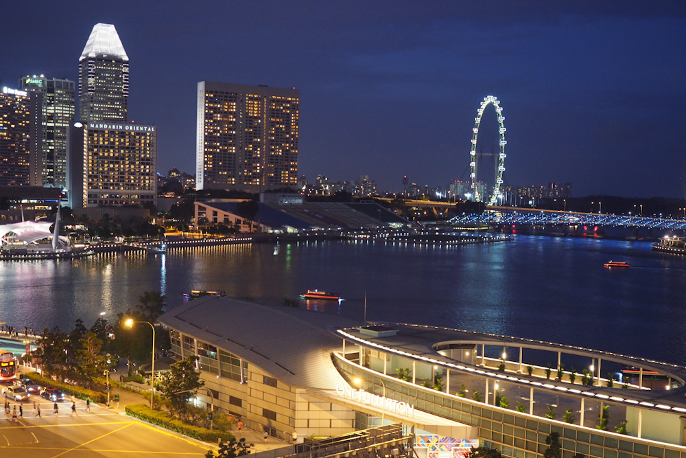 Review: The Fullerton Hotel, Singapore.