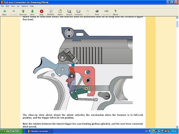 1000+ images about Colt .45 full auto conversion explained.