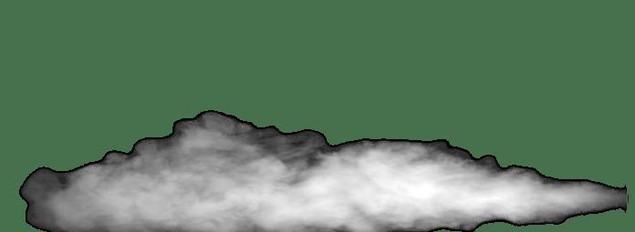 Fumaça PNG [Fundo Transparente].
