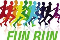 Free Fun Run Clipart.
