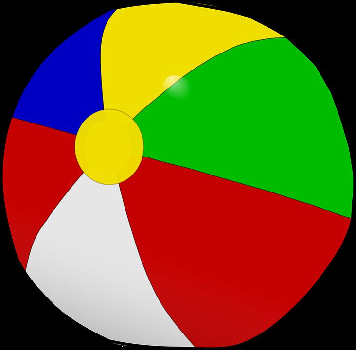 Free vector graphic: Beach, Ball, Pool, Bucket, Fun.