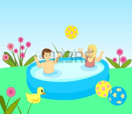 633 Funny Bathing Stock Illustrations, Cliparts And Royalty Free.
