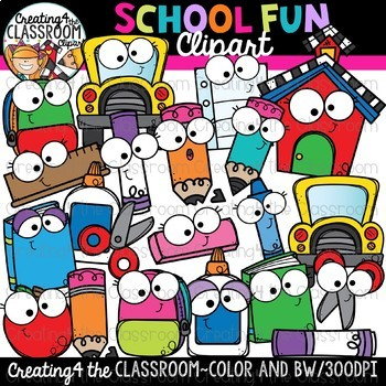 Mystery Mix Variety Growing Bundle #1 {Creating4 the Classroom Clipart}.