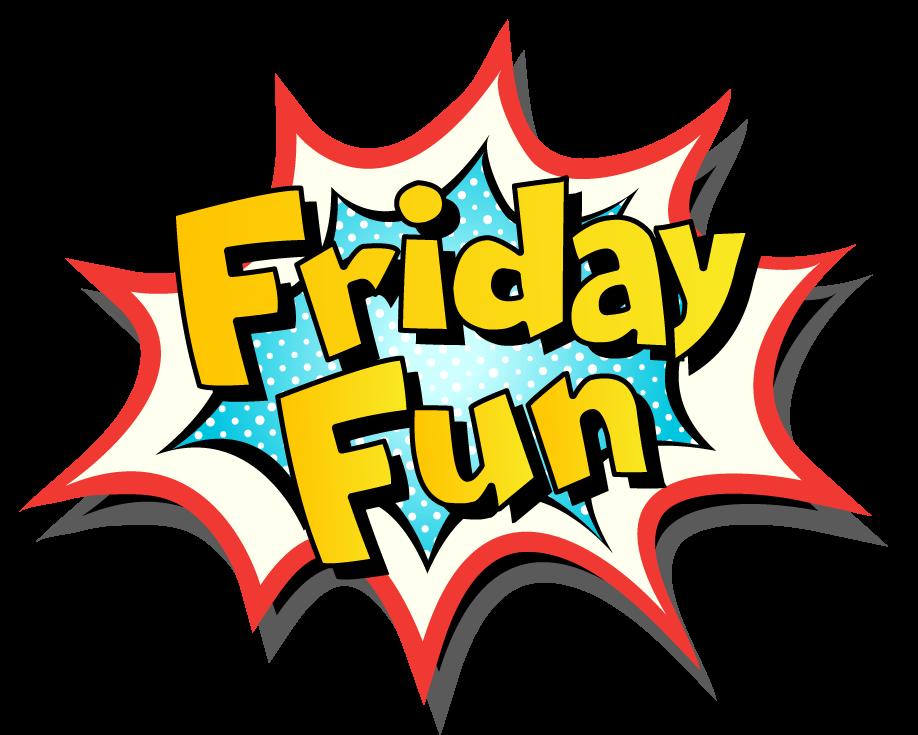 Fun Friday Clipart.