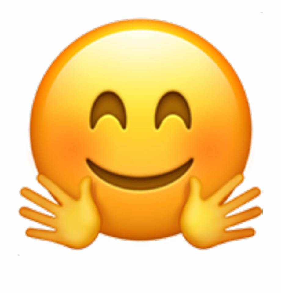 Emoji Smiley Face Smile Fun Heart Black Love Puppy.