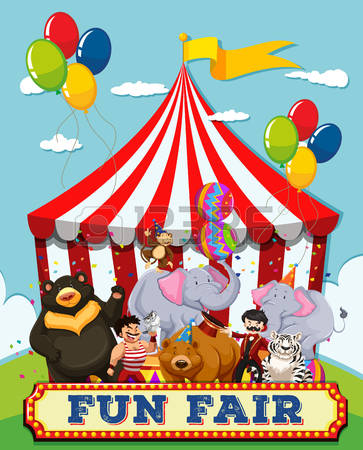 7,667 Fun Fair Cliparts, Stock Vector And Royalty Free Fun Fair.