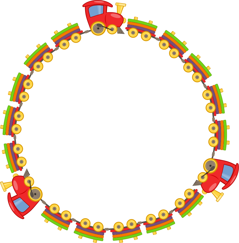 Download Free png Toy Train Frame.