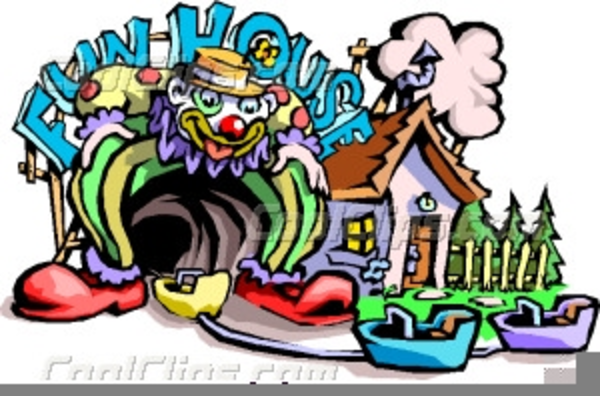 Funhouse clipart 2 » Clipart Station.