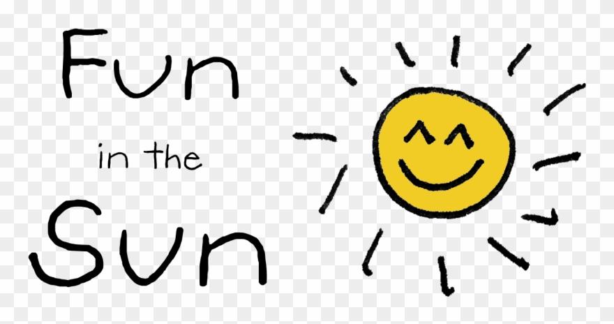 Fun In The Sun Clip Art Cliparts.
