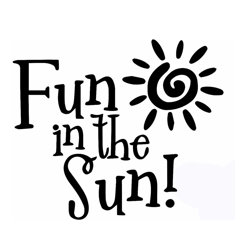 Fun In The Sun Clipart (103+ images in Collection) Page 2.