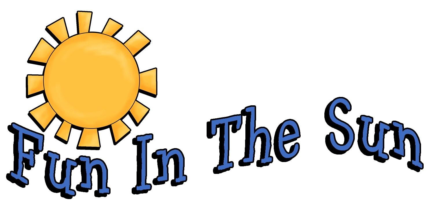 Fun in the sun clipart 3 » Clipart Portal.