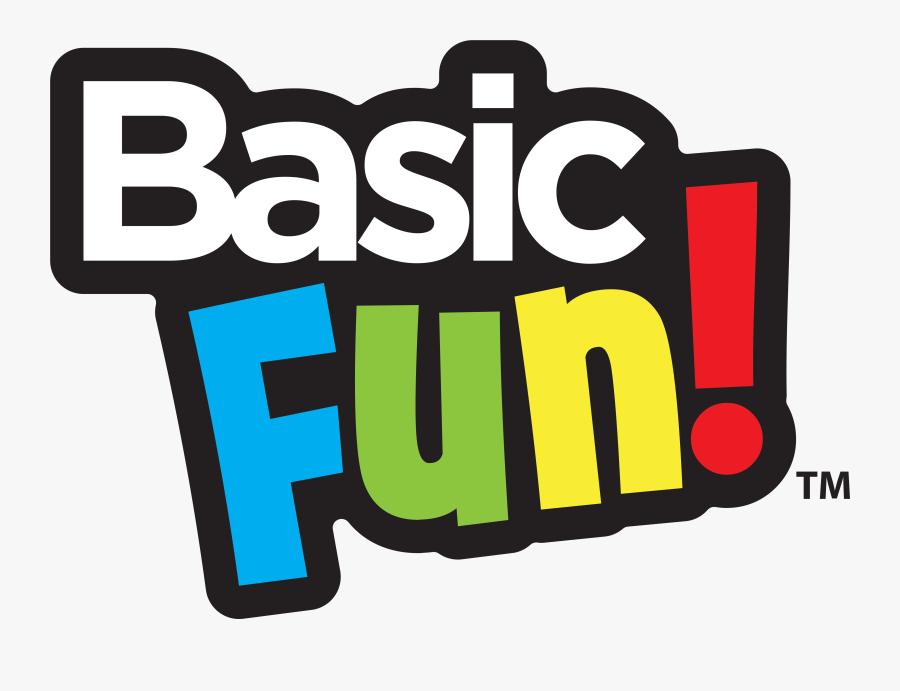 Basic Fun Logo , Free Transparent Clipart.