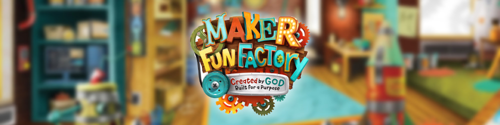 Group VBS Maker Fun Factory.