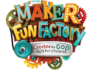 VBS > VBS 2017 Themes > Maker Fun Factory VBS > Free.