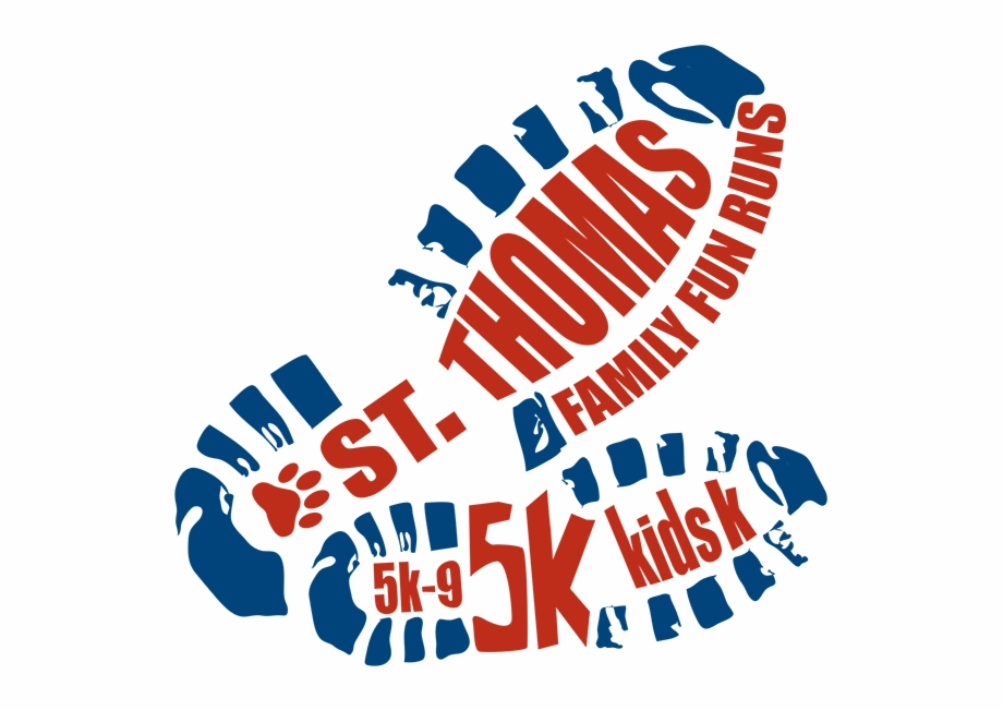 St Thomas Family Fun Run Kids 1k Free PNG Images & Clipart Download.