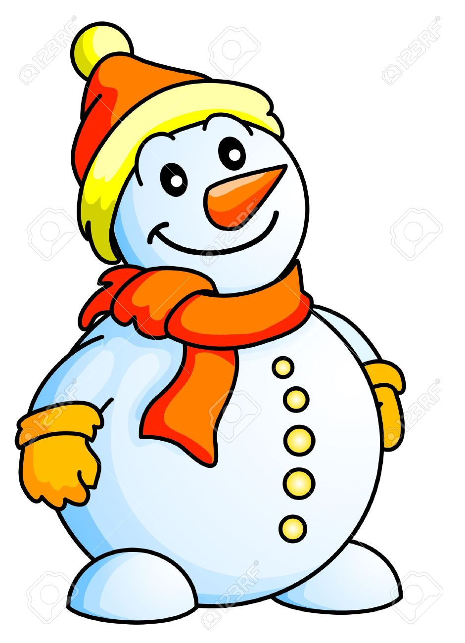 Frosty The Snowman Clipart Group with 56+ items.