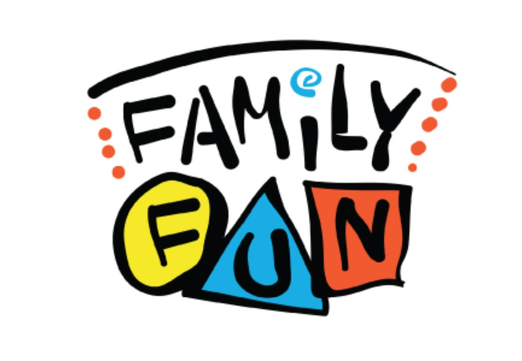 Family Fun Time Clipart.