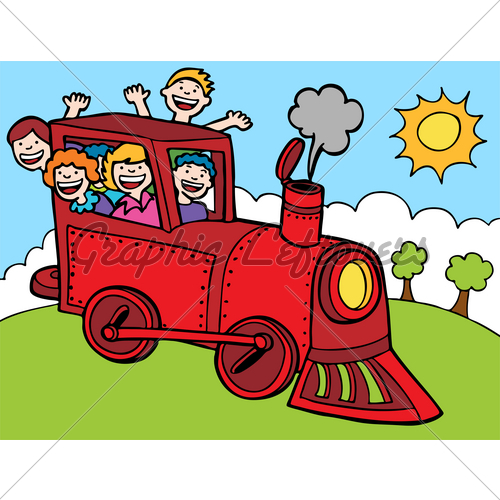 Child Train Ride · GL Stock Images.