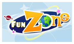 Fun zone clipart.