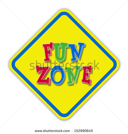 Fun Zone Stock Photos, Royalty.