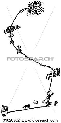 Clip Art of Signs & Symbols.