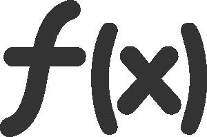 Math Function Clip Art at Clker.com.