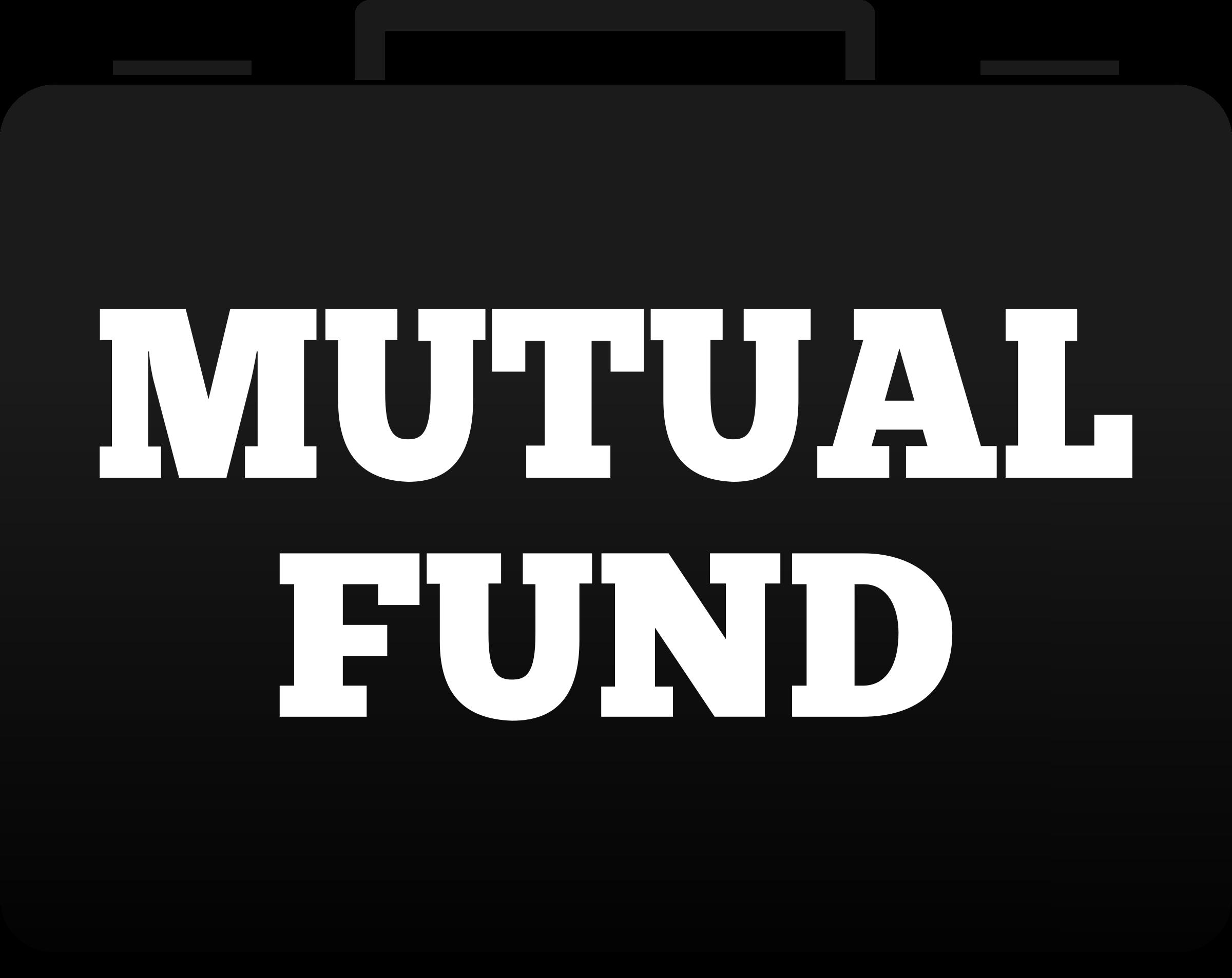 Money Market Mutual Fund Clip Art.