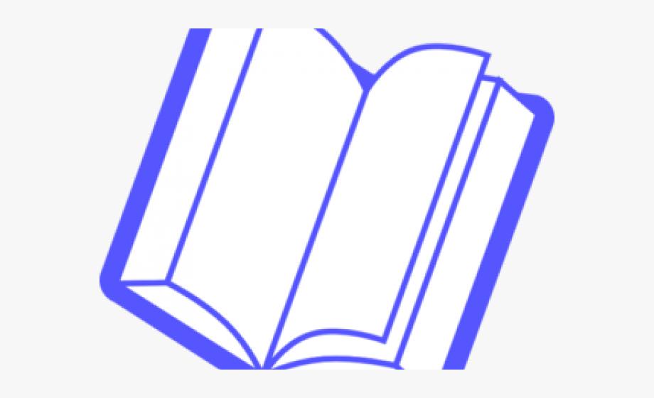 Blue Books Cliparts.