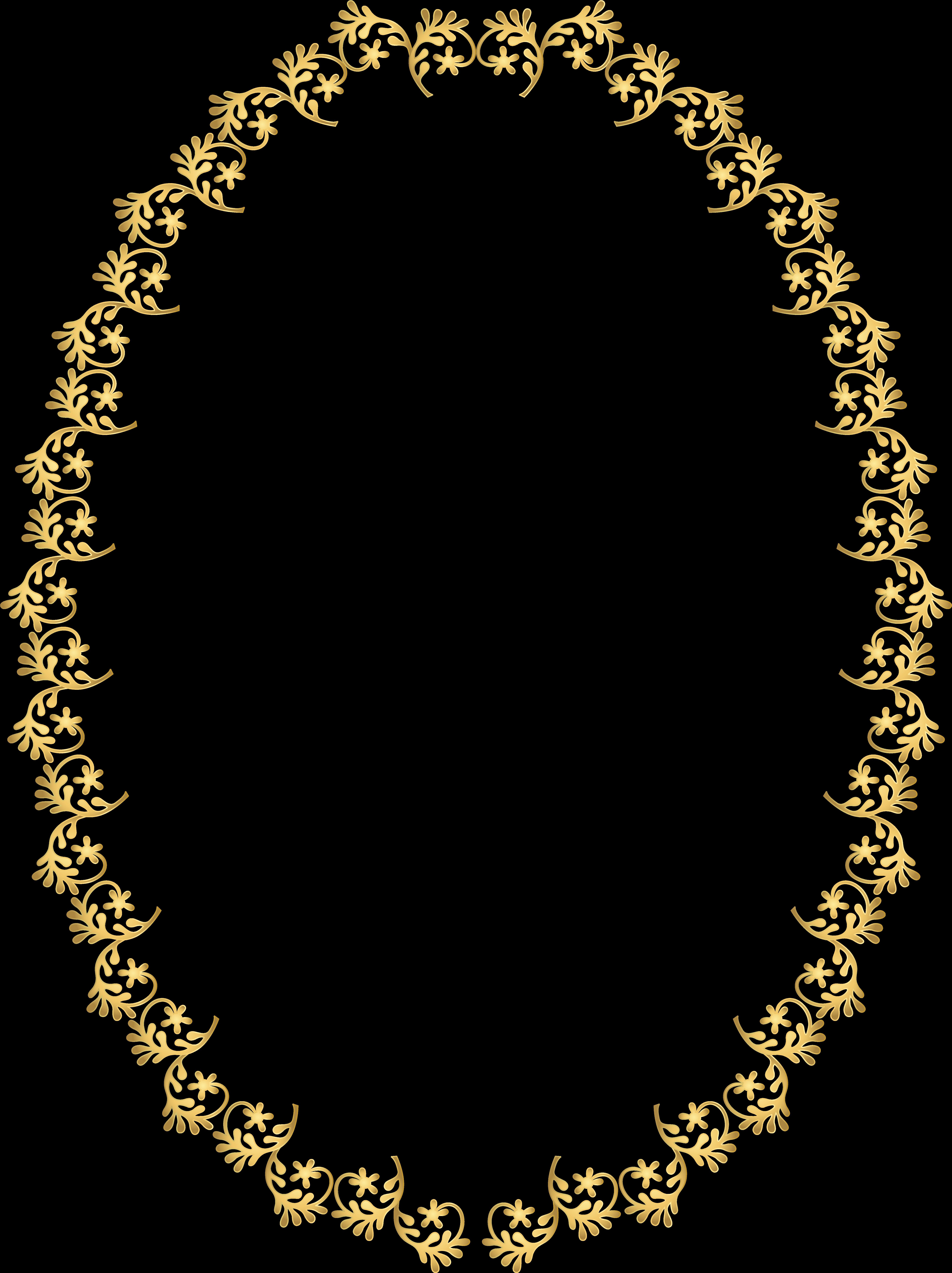 Frame Transparent Clip Art.